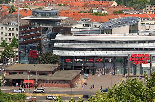 Einkaufszentrum Berlin-Gesundbrunnen